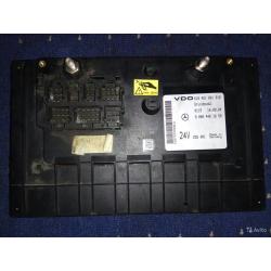 Грундмодуль Actros grundmodul 0004461658 ZGS