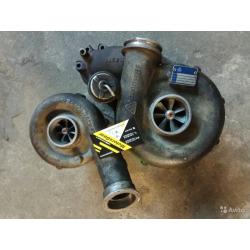 Турбина KKK Битурбо BiTurbo Man TGL 280-320лс