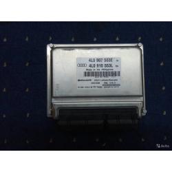 Блок управления дорожным просветом 4L0907553E Q7