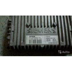 Блок управления АКПП Citroen C3 S118047511C ECU