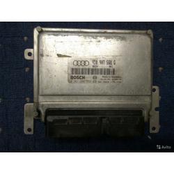 Блок управления двигателем Audi A8 4.2 quattro ECU