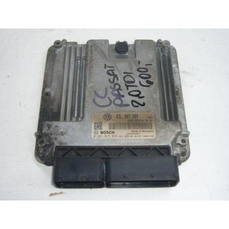 Блок управления двигателем VW Passat Golf 2.0tdi 03L907309 0281015029