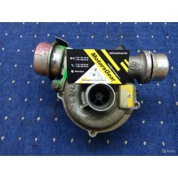 Турбина Renault Scenic Megane 1.5DCI 54399700027