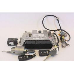 Блок управления двигателем эбу Kia Sorento 39114-4A410