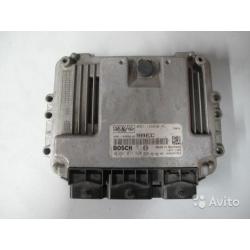 Блок управления Mazda 3 3M6112A650AD