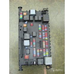 Блок предохранителей DAF XF 106 2014 euro 6