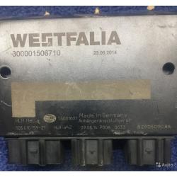 Блок управления прицепа audi A6 A7 4G8907383