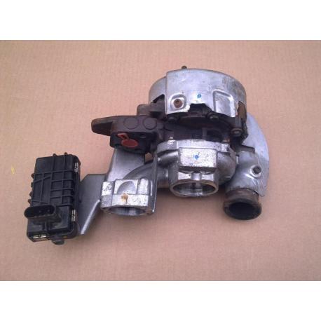 Турбина бу VW Touareg Q7 5.0 TDI  GT1852V 07Z145701T