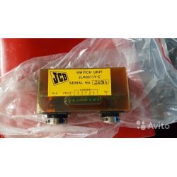 Блок управления JCB JS130 JLR0211Y-C
