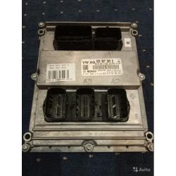 Блок управления двигателем Audi Q7 059907309B