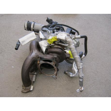 Турбокомпрессор бу VW T5  06J145713H