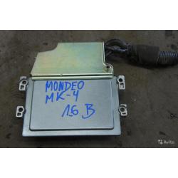 Блок Управления ford mondeo MK4 1.6 7G9112A650XF
