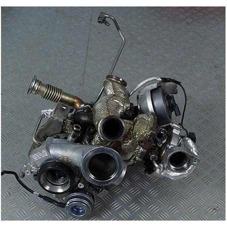 Турбокомпрессор AUDI 3.0 TDI  CGQB 059145654K