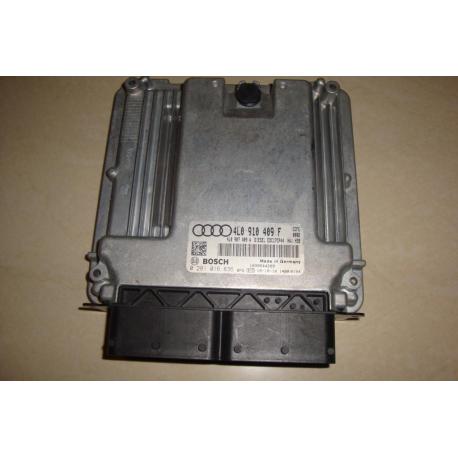Блок управления двигателем audi Q7 4L0910409F CCF