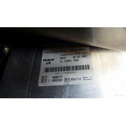 Эбу MAN TGA TGX TGS 81258057068