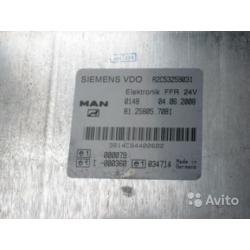Эбу MAN TGA TGS TGX FFR 81258057081