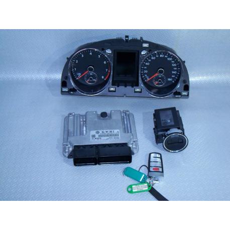 Блок управления двигателем Touareg 7P6920880D  7P6905843 7P0907409