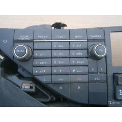 Панель радионавигации volvo FH4