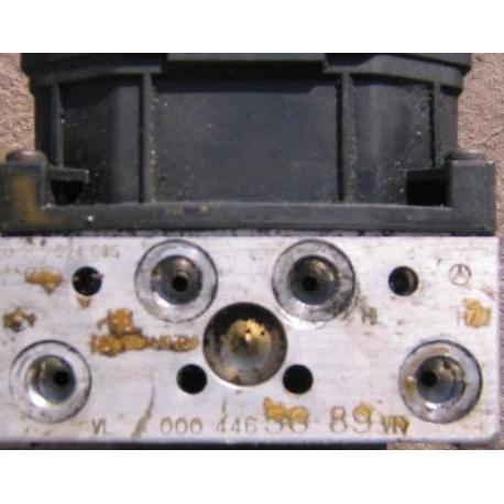 Гидроблок абс Mercedes Sprinter 0004465689