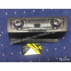 Панель управления климатом 8T1820043AQ Audi A4 B8