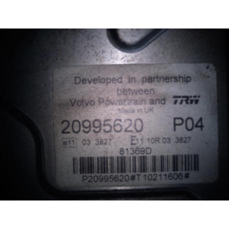 Блок управления двигателем эбу  Volvo FH13 euro5 460лс 20995620