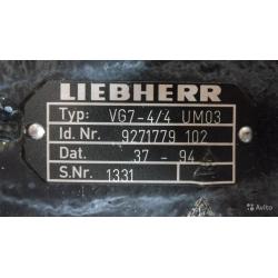 Джойстик джостик либхер liebherr VG7-4/4