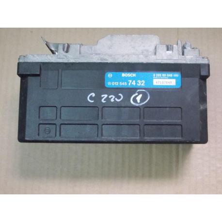 Блок управления абс Mercedes 202 0125457432