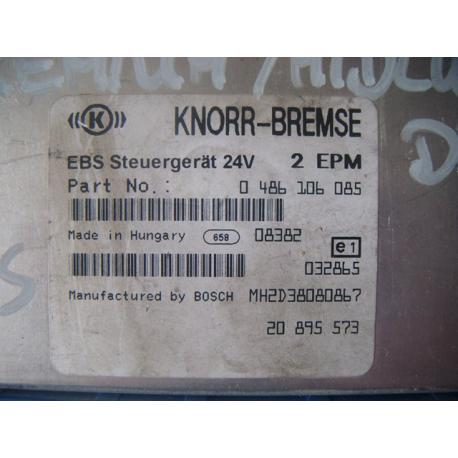 Блок управления EBS Volvo FH FM Renault DXI 0486106085  20895573