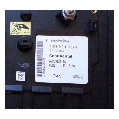 Блок управления Grundmodul Mercedes Actros 0004464158