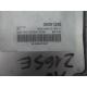 Блок управления двигателем Opel Astra Zafira Vectra   09391340