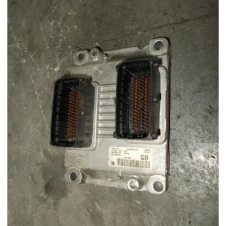 Блок управления двигателем  Opel Corsa C 1.0  0261207720 BQ