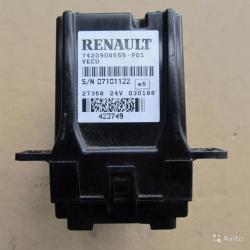 Блок управления renault DXi 7420908555