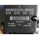 Блок управления двигателем Mercedes W124 W202 PMS 0145458832