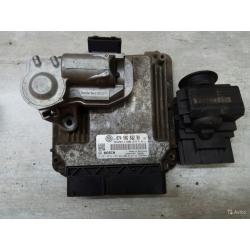 Блок управления VW Crafter 2.5TDI 074906032BA