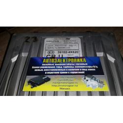 Блок управления двигателем Kia Carnival 2.9crdi 39102-4X520 DDCR R0410C010D 80911F
