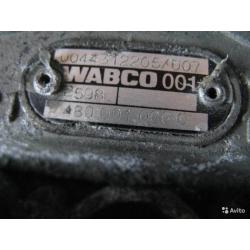 Главный тормозной кран Actros 0044312205 4800010