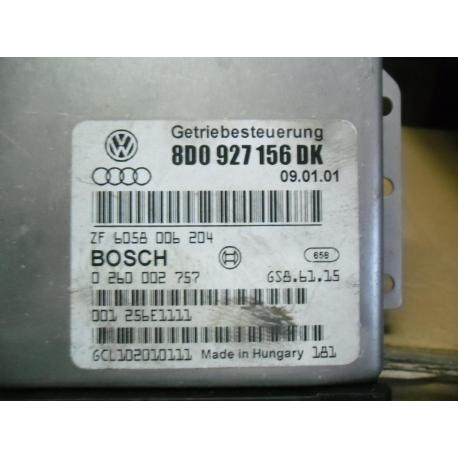 БЛОК УПРАВЛЕНИЯ АКПП VW  PASSAT 2.8  8D0927156DK 0260002757