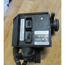 Блок управления двигателем Mercedes W168 A 1661500179