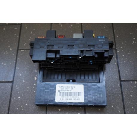 Блок управления SAM Mercedes W209   A 2095451101