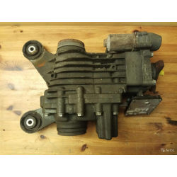 Задний редуктор VW audi 0CQ907554B golf 7 haldex