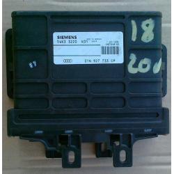 Блок управления двигателем VW  Audi  01N927733CP