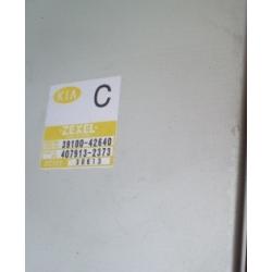Блок управления двигателем Kia Pregio 2,5 TCI 9443614893 39100-42640 Zexel