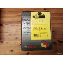 Новый стартер bosch 0986016400 VW audi