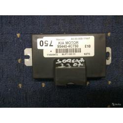 Блок управления раздаткой Kia Sorento 4C750