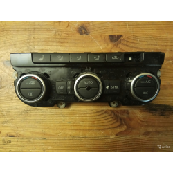 Панель климата seat VW skoda 5G0907044BG