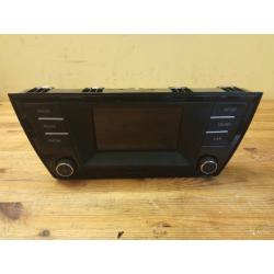 Радио навигация LCD skoda fabia 6V0035869B