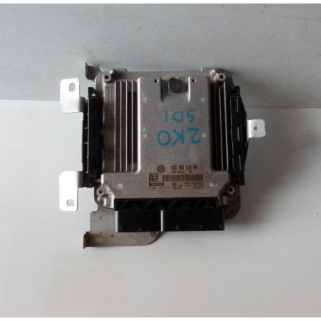 Блок управления двигателем эбу VW Caddy 2.0 SDI 03G906016HN 0281012272