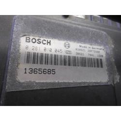 Блок управления двигателем эбу DAF 95 XF 85 CF 0281010045 1365685