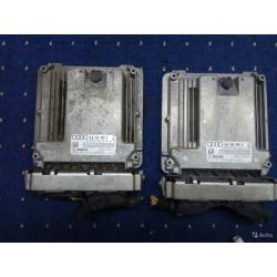 Блок управления 4L0910409M 4.2TDI Audi Q7