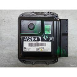 Блок управления 55577647 MB275800 Astra 1.7DTR
